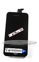 Дисплейный модуль Apple iphone 4, чёрный