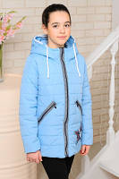 Весенняя куртка для девочек, фото 1