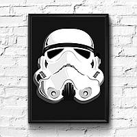 Постер с рамкой Star Wars Stormtrooper