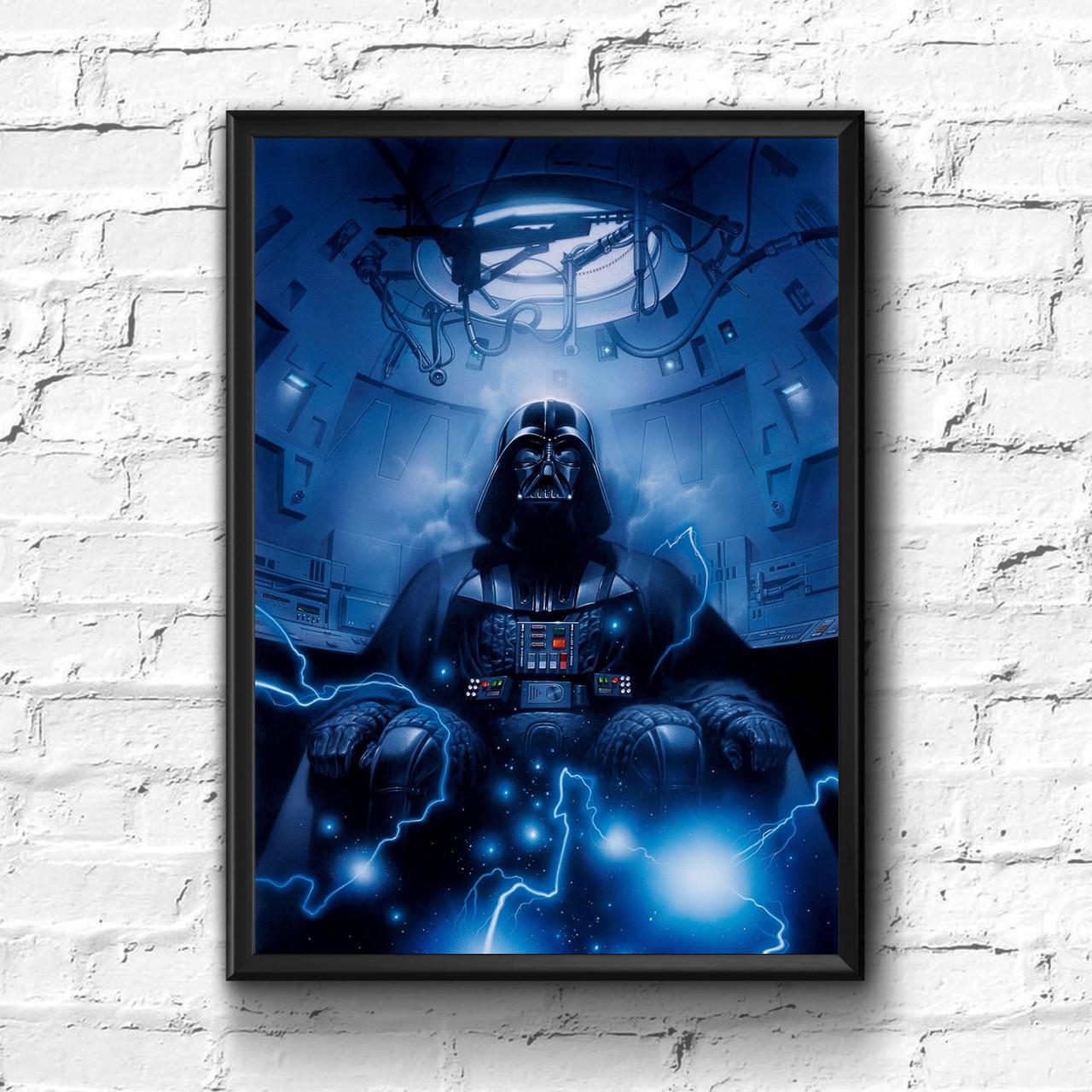 Постер с рамкой Star Wars #5