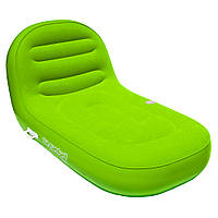 Airhead Suncomfort Cool Suede Chaise Lounge Lime