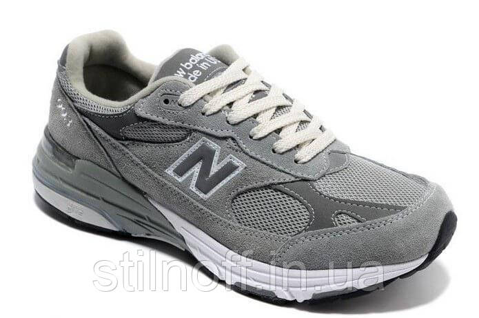 separation shoes 16f9d 3c9f6 Кроссовки женские New Balance 993 Grey