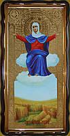 Икона Спорительница хлебов 112х57см или 110х80см