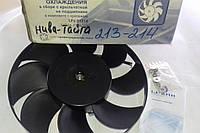 Вентилятор охлаждения радиатора Ваз 21214 ,21213,Нива,Нива Тайга ЛУЗАР (LFc 01214), фото 1