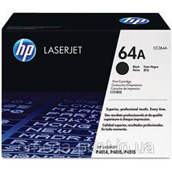 Восстановление картриджа HP LJ P4014, (CC364A)