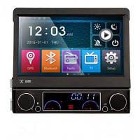 DK7091-DA 7 дюймовый автоматический DVD-плеер для автомобиля с сенсорным экраном Чёрный