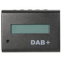 Универсальное 12V Автомобильное цифровое радио DAB+ Аудио приемник Чёрный
