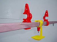 Поилки для перепелов ,кур  комплект., фото 1