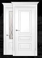 Двери белые Аликанте С
