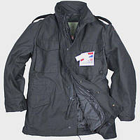 Куртка M65 - NyCo Sateen - чёрная [Propper]