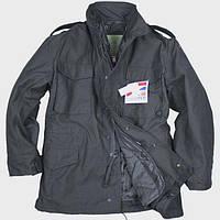 Куртка M65 - NyCo Sateen - чёрная [Propper], фото 1