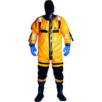 Mustang Ice Commander Rescue Suit Gold