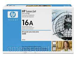 Восстановление картриджа HP LJ 5200 (Q7516A)