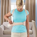 Магнітний корсет для спини Royal Posture (Ройэл Посчэ) - коректором постави, фото 5