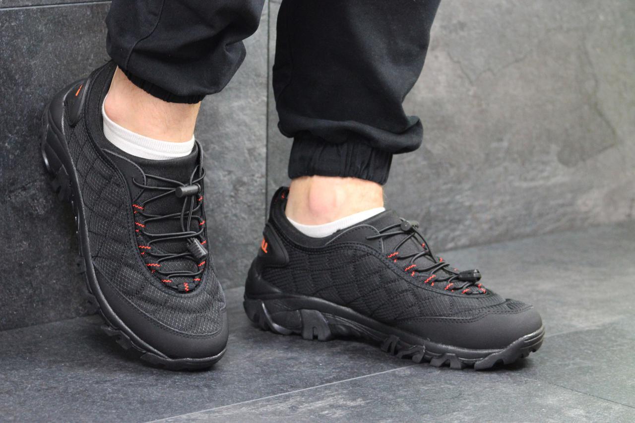 c94f99a0cf49 ... Мужские кроссовки Merrell черные с оранжевым - bonny-style в  Хмельницком dunk nike 3db17 71585  Кроссовки Merrell 110748 48 Черно- оранжевые ...