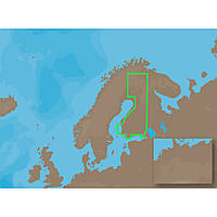 C-Map En-M326 Sd Card Format Finland Lakes