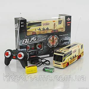 Автобус 666-376 (36) р/у, аккум,4,8 V в коробке