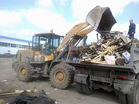 Уборка участка от строительного и бытового мусора