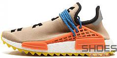 Мужские кроссовки Adidas Human Race NMD x Pharrell Williams Pale Nude AC7361, Адидас НМД 41