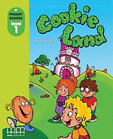 Primary Readers \level 1\ Cookie Land (with CD-ROM)