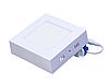 Накладной светильник квадрат 9Вт LM504 6400K