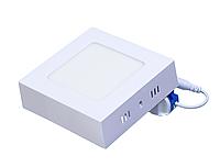 Накладной светильник квадрат 9Вт LM504 6400K , фото 1