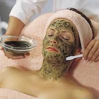 Альгинатная маска для лица с ламинарией