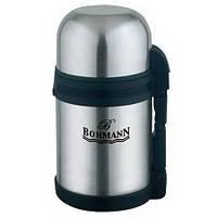 Bohmann Термос 1,2 л, нерж.шир.горло