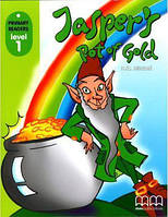 Primary Readers \level 1\ Jasper's Pot of Gold (with CD-ROM)