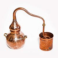 Дистиллятор медный Аламбик Классический (1 литр, паянный)