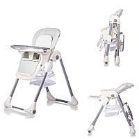 Стульчик для кормления CARRELLO Toffee CRL-9502 Grey