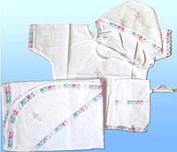 Набор крестильной одежды для младенца