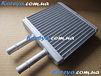 Радиатор печки Авео.купить радиатор печки Авео с кондиционером 96650492., фото 1