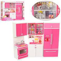 Кукольный домик - Кухня. Мебель для кукол Барби QF26210PW, фото 1