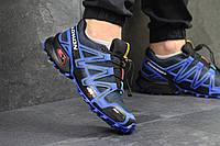 Мужские кроссовки Solomon Speedcross 3 синие