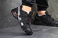 Мужские кроссовки Solomon Speedcross 3 черные