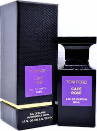 Духи унисекс Tom Ford Cafe Rose
