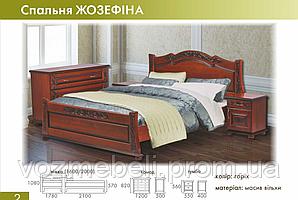Кровать Жозефина 180*200 RoomerIn