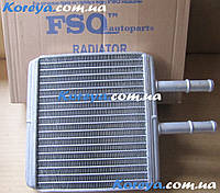 Радиатор печки Авео.купить радиатор печки Авео с кондиционером(198 мм) 96650492., фото 1