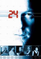 DVD-диск 24 часа. Сезон 1 (К.Сазерленд) (сериал, 6DVD) (США, 2001)