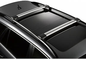 Багажник універсальний CROSSWING довгий чорний, фото 2