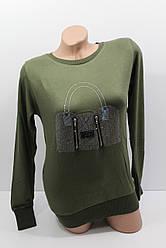 Женские свитера тонкий трикотаж оптом и в розницу H.W. 3032