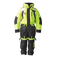 First Watch Anti-Exposure Suit Med Hi-Vis Yellow