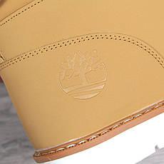 Ботинки Мужские зимние Tim рыжие мех, зимняя обувь, фото 2