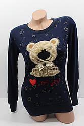 Женские свитера тонкий трикотаж оптом и в розницу H.W. 2025