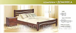 Кровать Доминика 160*200 RoomerIn