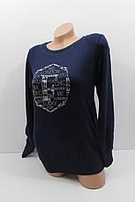 Женские свитера тонкий трикотаж оптом и в розницу H.W. 3001, фото 2