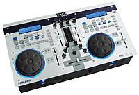 Сдвоенный CD проигрыватель с микшером для DJ Kool Sound CDS-220, фото 1