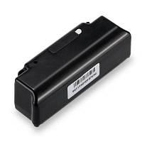 Портативный автомобильный GPS трекер автонавигатор Чёрный
