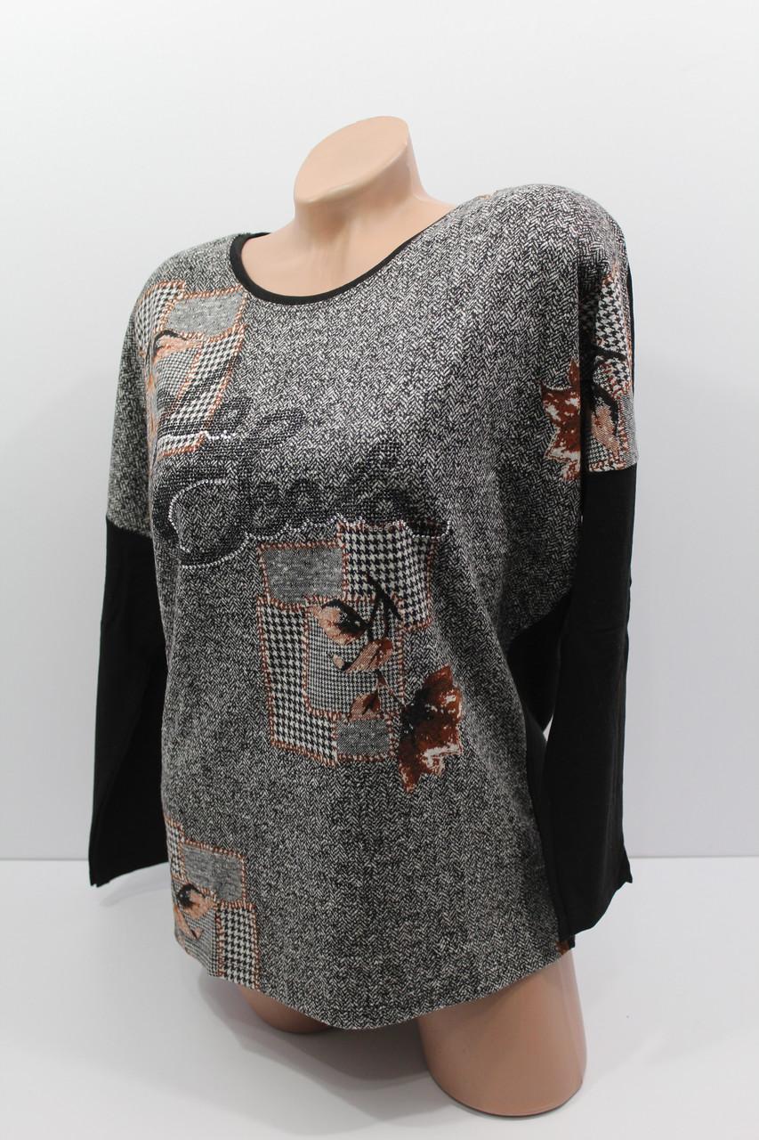 Женские свитера тонкий трикотаж оптом и в розницу H.W. 4537